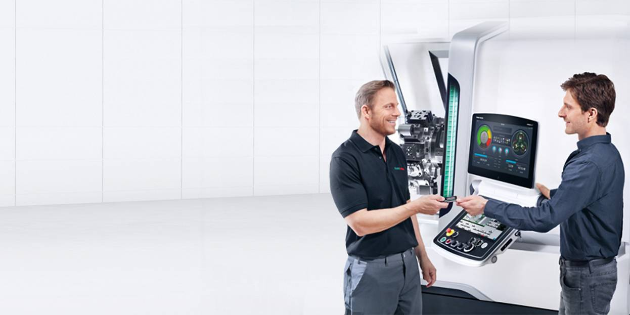 Service Competence Plus by DMG MORI