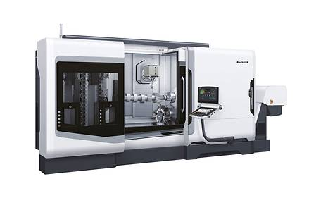 NTX 2500 2nd Generation di DMG MORI